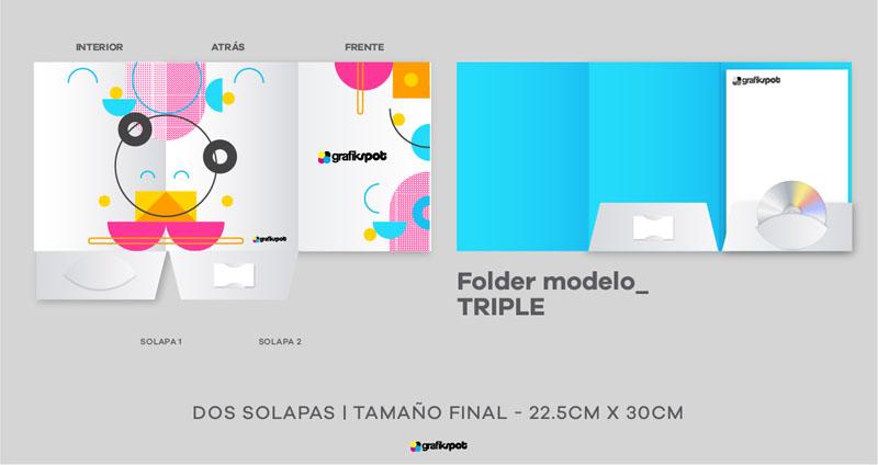 Folder Impreso