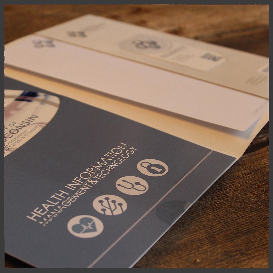 Folders Personalizados Impresos